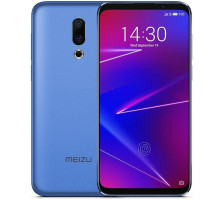 Смартфон Meizu 16 6/64GB Blue