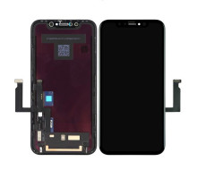 Дисплейный модуль для iPhone Xr (LCD экран, тачскрин, стекло в сборе) H/C