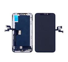 Дисплейный модуль для iPhone XS (OLED дисплей, тачскрин, стекло в сборе) H/C