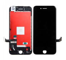 Дисплей iPhone 7 Черный (LCD экран, тачскрин, стекло в сборе) Tianma Сopy