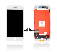 Дисплейный модуль iPhone 7 Белый (LCD экран, тачскрин, стекло в сборе) H/C