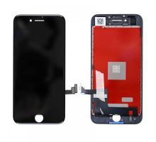 Дисплей iPhone 8 Plus Черный (LCD экран, тачскрин, стекло в сборе) Tianma Сopy