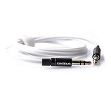 Baseus Audio Cable AUX 3.5mm Jack M30 Yiven 1m Silver/Black
