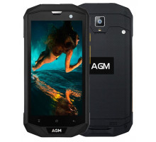 Смартфон AGM A8 3/32GB Black