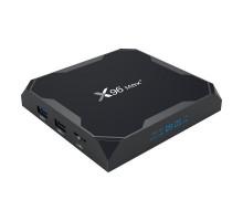 Смарт ТВ приставка X96 Max Plus 4/64Gb
